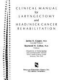 Clinical Manual for Laryngectomy and Head neck Cancer Rehabilitation