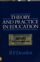 Theory and Practice in Education