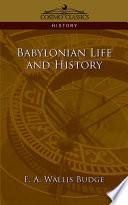 Babylonian Life and History