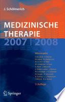 Medizinische Therapie 2007 / 2008