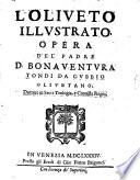 L'oliveto illustrato