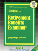 Retirement Benefits Examiner
