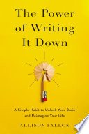 The Power of Writing It Down Book PDF