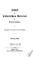 Neues vaterländisches Archiv oder Beiträge zur allseitigen Kenntniß des Königreichs Hannover wie es war und ist ; Herausgegeben von G. H. G. Spiel ... Fortgesetzt von Ernst Spangenberg