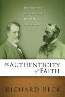 The Authenticity of Faith