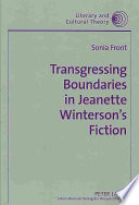 Transgressing Boundaries in Jeanette Winterson s Fiction