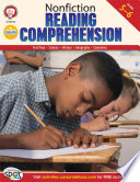Nonfiction Reading Comprehension, Grades 5 - 6 Free download PDF and Read online