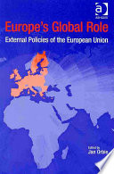 Europe s Global Role