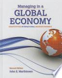 Managing in a Global Economy  Demystifying International Macroeconomics