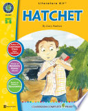 Hatchet   Literature Kit Gr  5 6