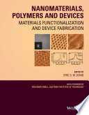 Nanomaterials, Polymers and Devices