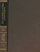 The Seventh Day Adventist Bible Commentary