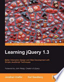 Learning Jquery 1 3