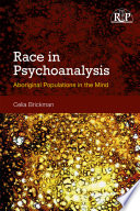 Race In Psychoanalysis