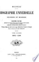 Biographie universelle  ancienne et moderne