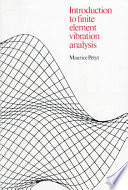 Introduction to Finite Element Vibration Analysis