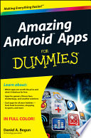 Amazing Android Apps For Dummies
