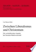 Zwischen Liberalismus und Christentum