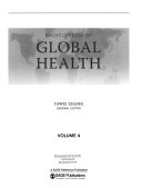 Encyclopedia of Global Health  Q Z