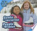 Gente en invierno People in Winter