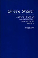 Gimme Shelter : the u.s. is linked to the emerging...
