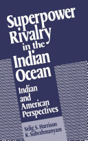 Superpower Rivalry in the Indian Ocean