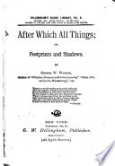 After which All Things Book PDF
