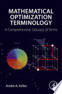 Mathematical Optimization Terminology book