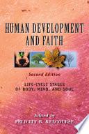 Human Development and Faith  Second Edition