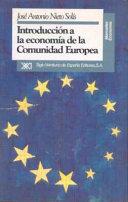 Introducci  n a la econom  a de la Comunidad Europea