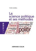 La science politique et ses méthodes