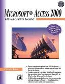Microsoft Access 2000 Developer s Guide
