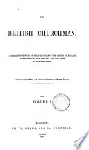 The British Churchman