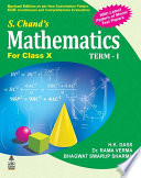 S Chand   S Mathematics For Class X Term  I