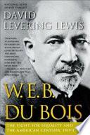 W  E  B  Du Bois  1919 1963