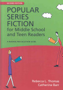 Book Popular Series Fiction for Middle School and Teen Readers