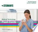 Stedman S Medical Terminology Flash Cards
