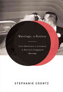 Ebook Marriage, a History Epub Stephanie Coontz Apps Read Mobile