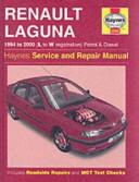 Renault Laguna Service And Repair Manual