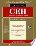 CEH Certified Ethical Hacker All in One Exam Guide
