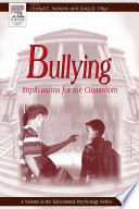 Bullying Of Incidents Where Children Have Either