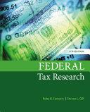 download ebook federal tax research pdf epub