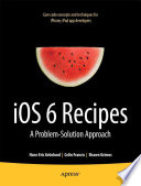 download ebook ios 6 recipes pdf epub