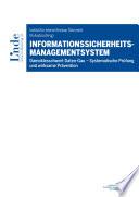 Informationssicherheitsmanagementsystem