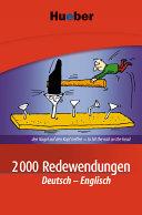 2000 Redewendungen Deutsch   Englisch K?nnen Mit Dem Ergebnis Aber Noch Nicht