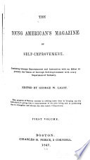 Young American's Magazine of Self-improvement