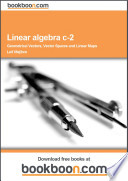 Linear algebra c-2