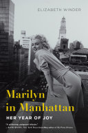 Marilyn In Manhattan : november of 1954 a young woman dressed...