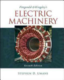 Fitzgerald   Kingsley s Electric Machinery