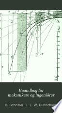 Haandbog for mekanikere og ingeniörer